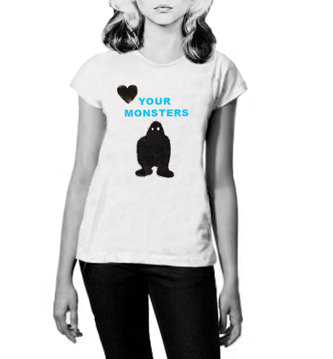 camiseta original para chica