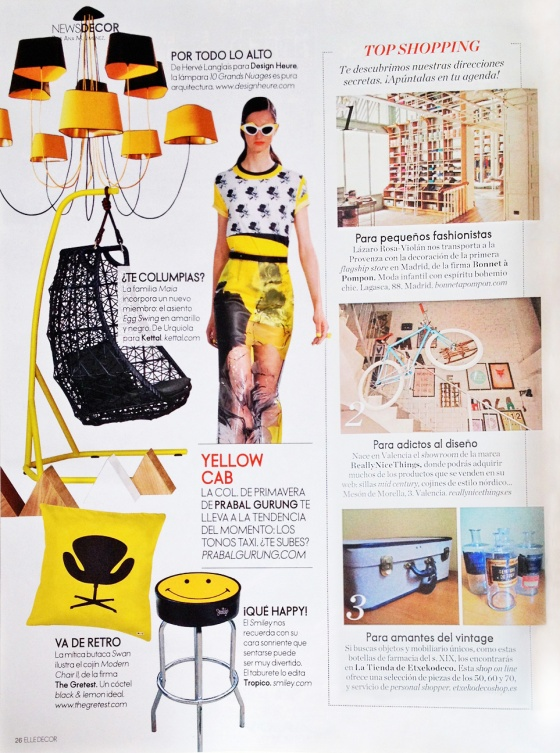 Thegretest in Elle magazine